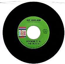 Booker T. & the M.G.'s: Hip Hug-Her B/w Summertime