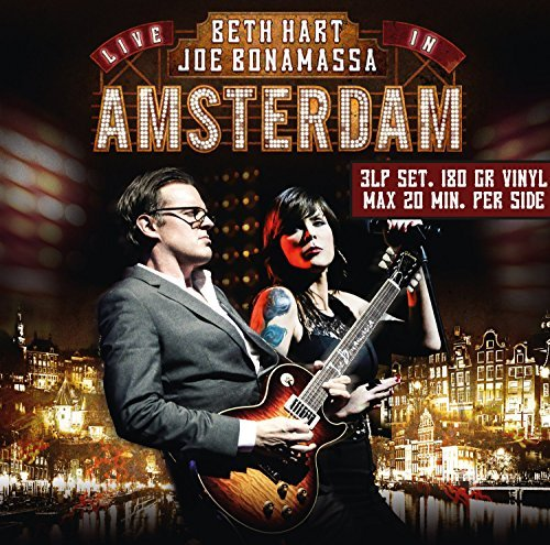 Live In Amsterdam by Beth Hart & Joe Bonamassa