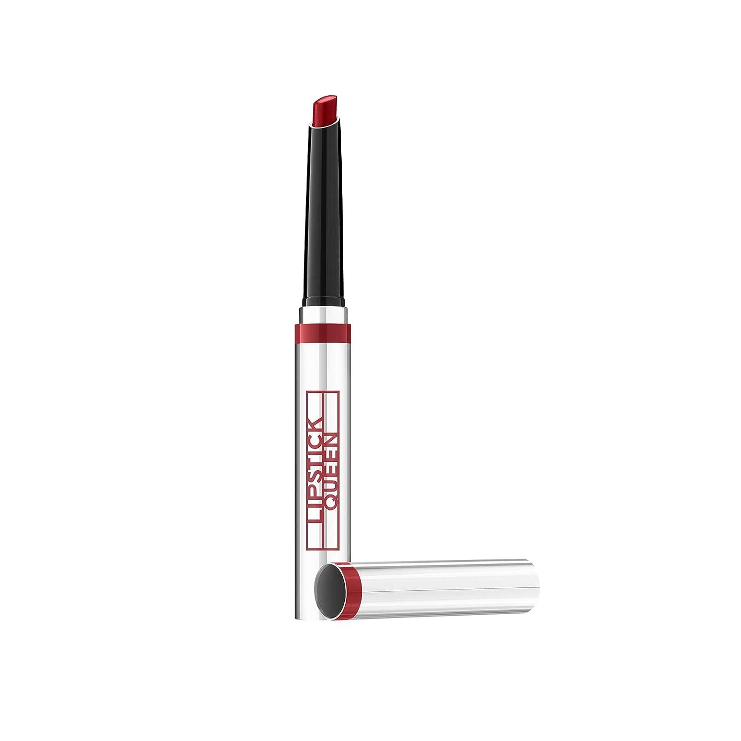 マガジンアパル皮リップスティック クィーン Rear View Mirror Lip Lacquer - # Little Red Convertible (A Classic True Red) 1.3g/0.04oz並行輸入品