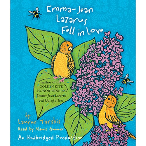 Emma-Jean Lazarus Fell in Love audiobook cover art