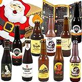 Bières Belges de spécialité et bières artisanales Françaises - 10 bières d'exception - Cadeau Idéal