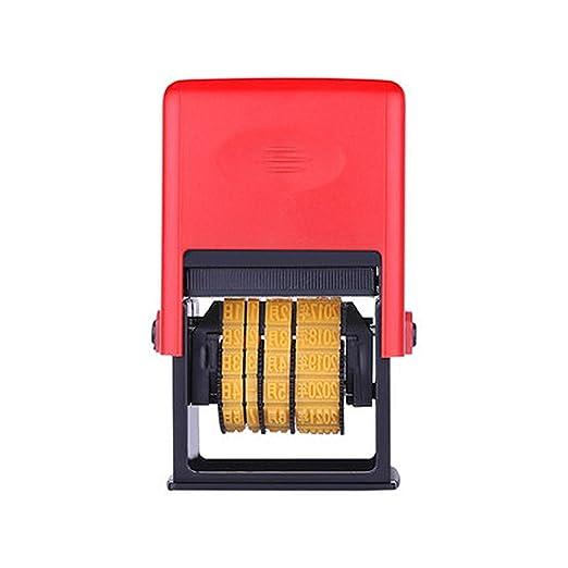 Handheld Manual Coding Tool Date Number Printing Machine Pad Printer Tools Set