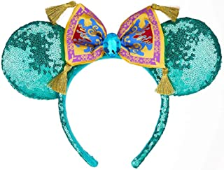 Disney Parks Aladdin Magic Carpet Minnie Mouse Ears Headband