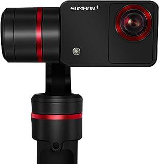 【国内正規品】 FEIYU SUMMON+ 4Kカメラ搭載型 3軸 ハンドヘルド スタビライザー ジンバル カメラ 【日本語説明書付き・国内保証1年】