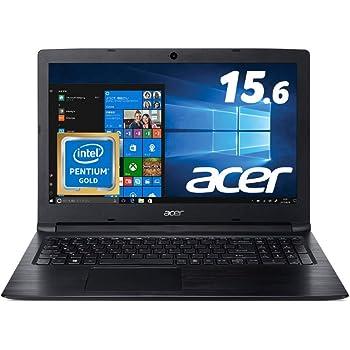 【Amazon.co.jp 限定】Acer ノートパソコンAspire3 A315-53-N24Q/K PentiumGold4417U 4GB 128GB SSD ドライブナシ 15.6型 Windows10