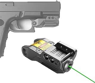 Green Dot Sight Compact Green Dot Laser Sight Tactical Rail Mount