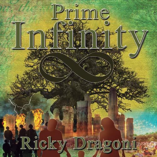 Prime Infinity audiobook cover art