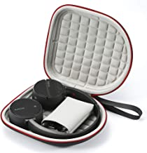 Hard Case for Sony WH-CH500 / Sony MDR-XB650BTB Wireless Bluetooth Headphones, Travel Protective Carrying Storage Bag - Black