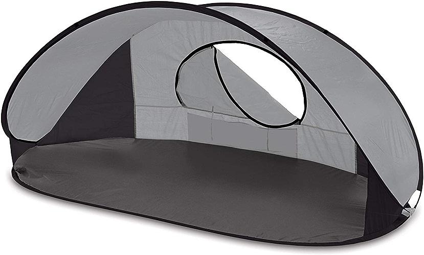 ONIVA - a Picnic Time brand Temps de Pique-Nique Manta Portable Pop-up Soleil Wind Shelter 31 x 2 x 31 gris