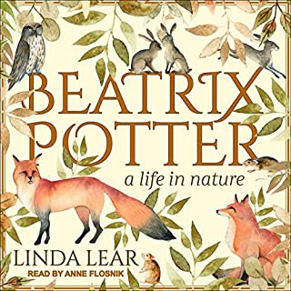 Beatrix Potter audiobook cover art