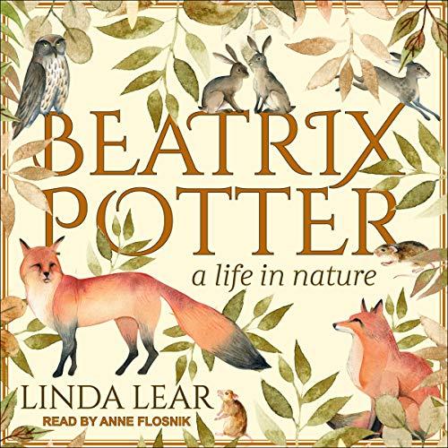 Beatrix Potter audiobook cover art