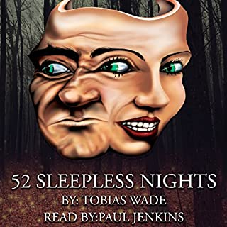 52 Sleepless Nights cover art