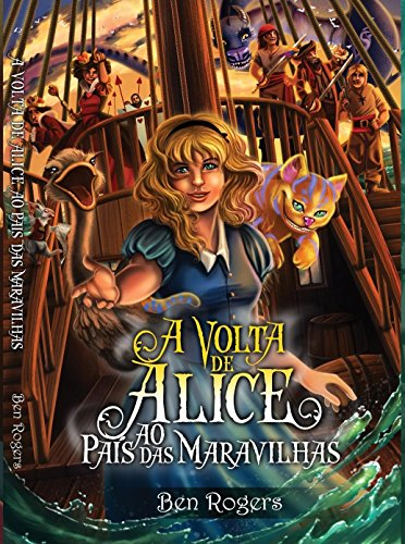 Amazon.com.br eBooks Kindle: A Volta de Alice ao País das ...