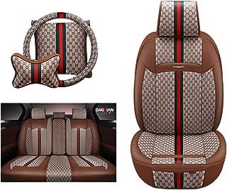 2016-in Poi rmg-distribuzione 4038 Coprisedili per Suzuki BALENO compatibili con Modelli Colore Nero Grigio