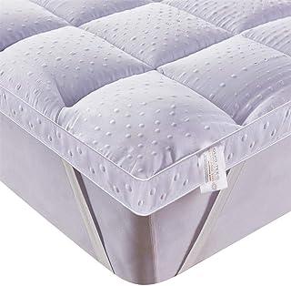 Bedecor® Colchoncillos,Colchón Topper de Microfibra,Antialérgico,Suave-(90x190/200 cm)