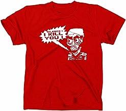 Styletex23 Achmed el The Dead–Camiseta Silence I Kill You