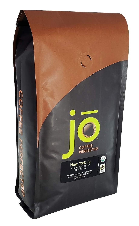 NEW YORK JO: 2 lb Mail Our shop OFFers the best service order Medium Dark Whole Bean Coffee Roast 100% Ar