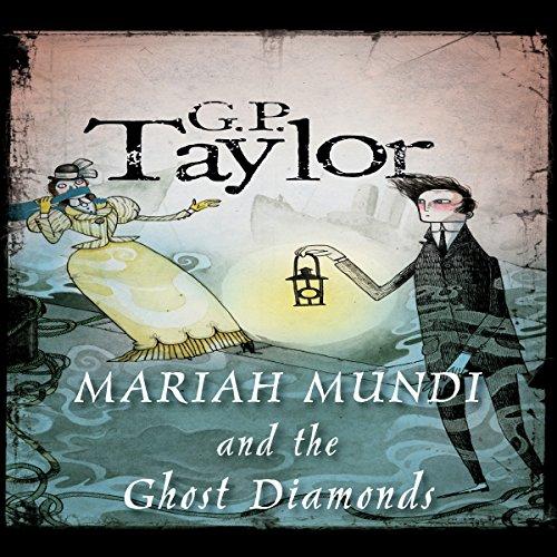 Ghost Diamonds audiobook cover art