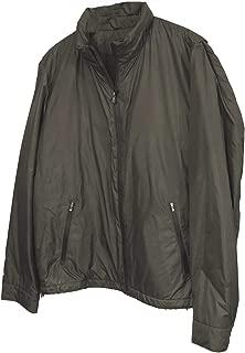 Brooks Brothers Men's PRIMOLOFT Collection ECO INSJULATEDLIGHTWEIGHT Jacket Army Surplus Green XL