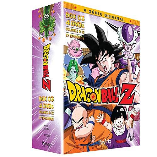 Dragon Ball Z Box 3 Volume 9-12