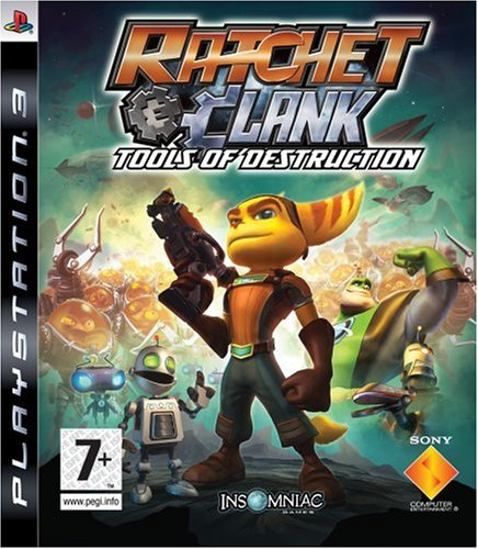 Sony Ratchet Clank: Tools of Destruction PS3
