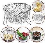Immagine 1 cestello per friggere cestino insalata