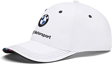 PUMA - Gorra BMW M BB Cap - 022536 02 - Blanco, U: Amazon.es: Ropa ...