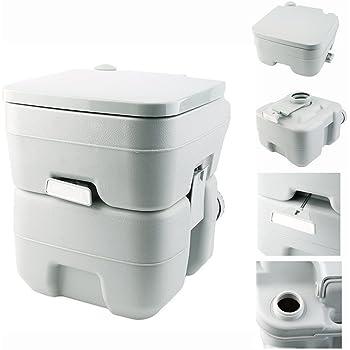 Preup Wc Chimico Portatile Toilette Bagno Chimico Da 20 L Per