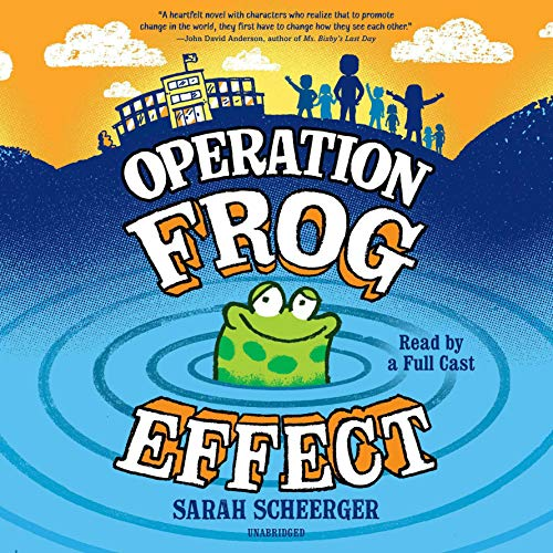Operation Frog Effect cover art