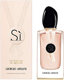 Si Rose Signature by Giorgio Armani for Women Eau de Parfum 100ml