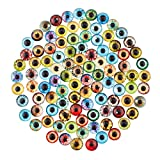 PH PandaHall 12mm Lucky Evil Eye Glass...