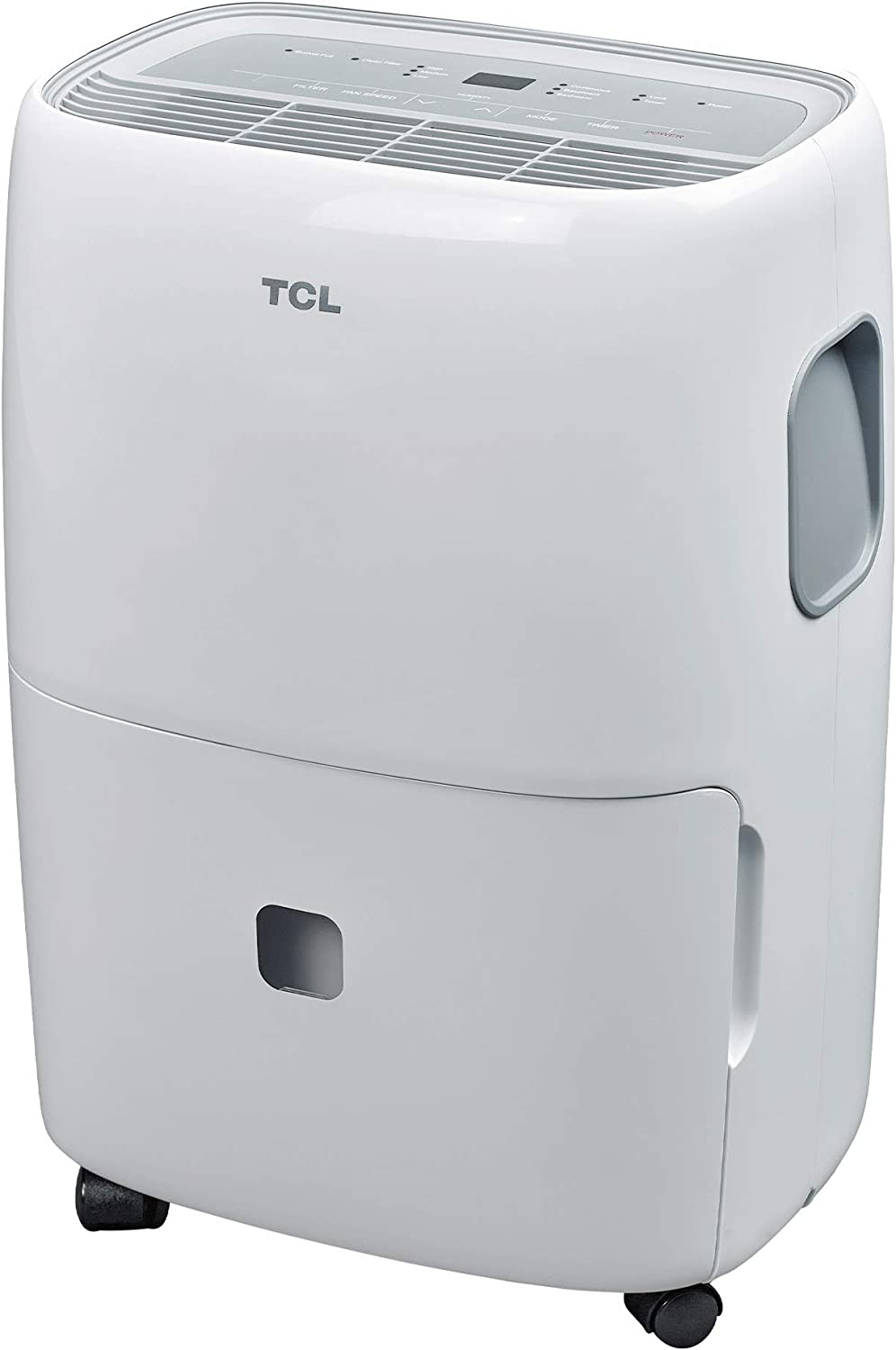 TCL TDW40E20 Dehumidifier for Large Living Rare 3 unisex Rooms and Bedrooms