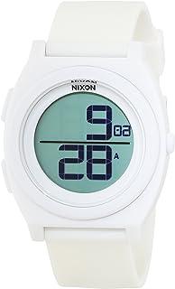 Nixon Women's Time Teller A417100 White Silicone Analog Quartz Fashion Watch