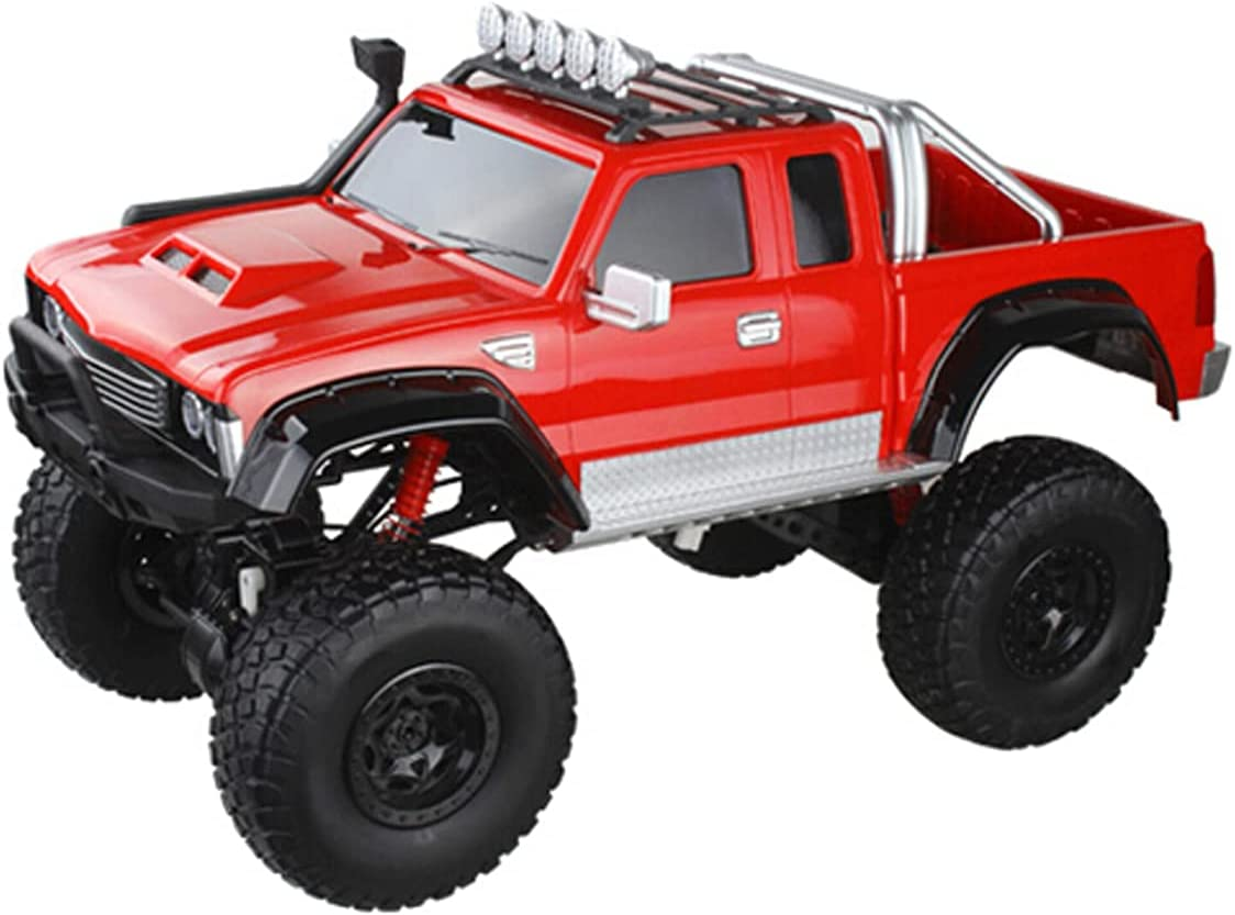 DEORBOB Popular brand High Speed Limited time cheap sale Climbing Truck Radio Vehicle 2.4GH Controlled