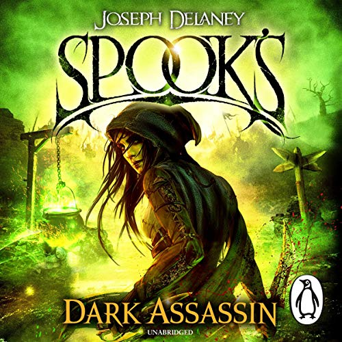 Spook's: The Dark Assassin     The Starblade Chronicles, Book 3              De :                                                                                                                                 Joseph Delaney                               Lu par :                                                                                                                                 Gabrielle Glaister,                                                                                        Ms Olivia Mace,                                                                                        Sean Barrett,                   and others                 Durée : 7 h et 2 min     1 notation     Global 5,0