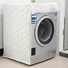 Anjing Waterdichte Roller Wasmachine Top Covers Volledig Automatische Trommel Stofdichte Protector Vier Blad Bloem