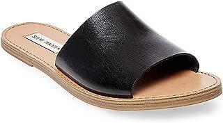 steve madden karolyn flat sandal black