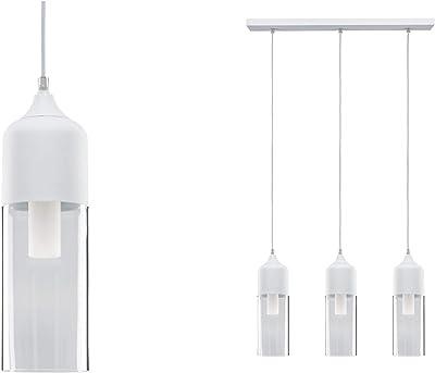 Paulmann 79643 Illuminazione da Soffitto Transparent, Bianco E27