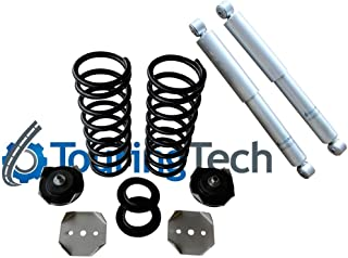 Air Bag to Coil Spring Conversion with Shocks Discovery II 99-04