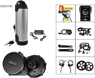 BAFANG 48V/36V 350W BBS01B E-Bike Conversion Motor Kit DIY LCD Display Electric Bike Kit with Battery and Charger