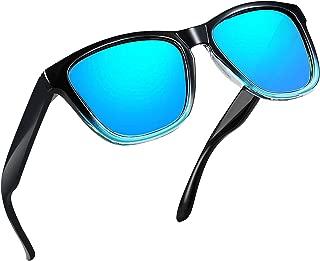Gafas de sol polarizadas unisex Classic Men Retro UV400 Brand Designer Gafas de sol