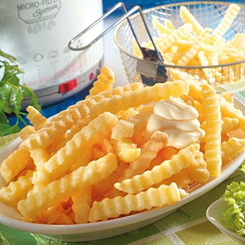 Besser Backofen-Kringel-Frites; 1200 g