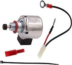 EHXJF New Carburetor Fuel Solenoid for Kohler Nos. 12-757-33 S,12-757-09 & 1275733