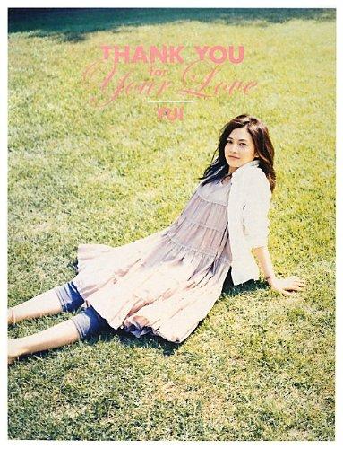 YUI アーティスト・ブック THANK YOU FOR YOUR LOVE~ヒストリーブック240P+「赤いテレキャス」ミニブック32P(ボックス入り仕様)