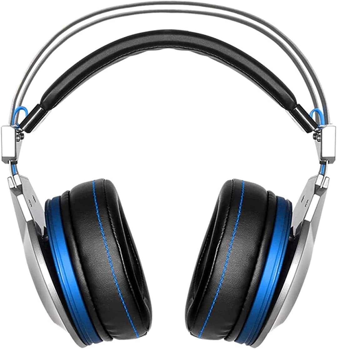 WGLL Gamer Headphones, Wired Surprise price Headphon Max 62% OFF Sound Stereo Over-Ear