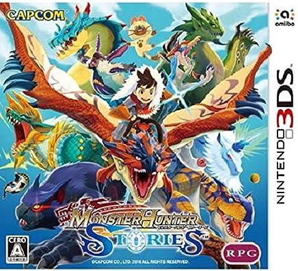 Monster Hunter Stories Nintendo 3DS by Cero