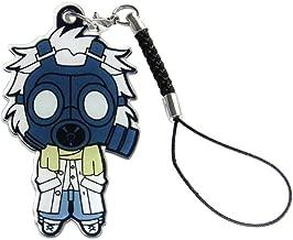 Dramatical Murder DMMD Noiz Aoba Clear Koujaku Virus Trip Anime Cosplay Keychain Acrylic Key Pendant (Clear)