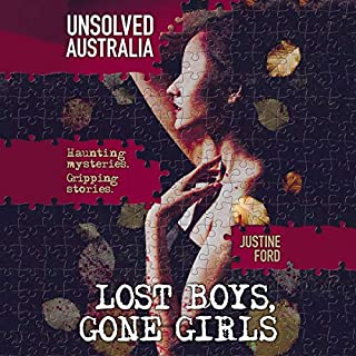 Unsolved Australia: Lost Boys, Gone Girls cover art