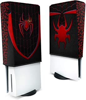 Capa Anti Poeira PS5 Vertical - Spider-Man: Miles Morales