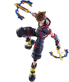 kingdom hearts action figures sora